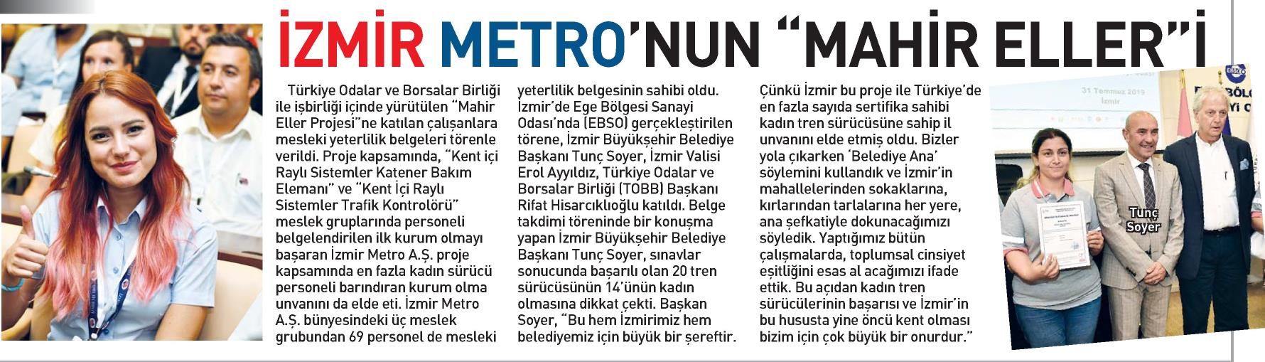 İzmir Metro
