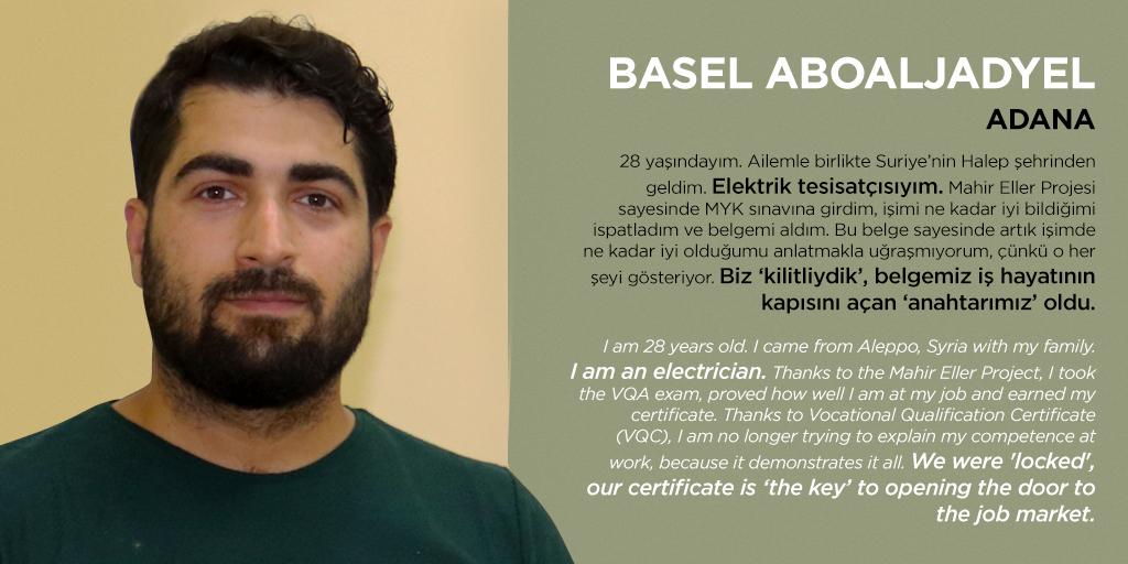 BASEL ABOALJADYEL