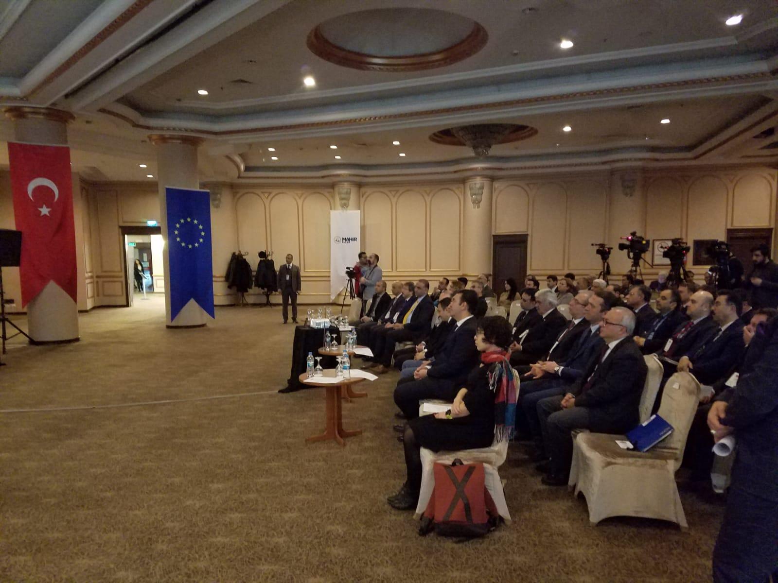 18 Şubat 2019-Kayseri