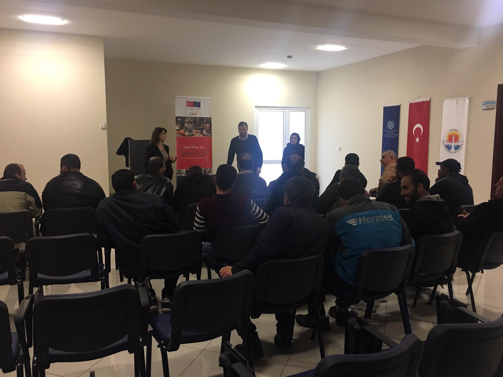 3 Nisan 2019-Adana