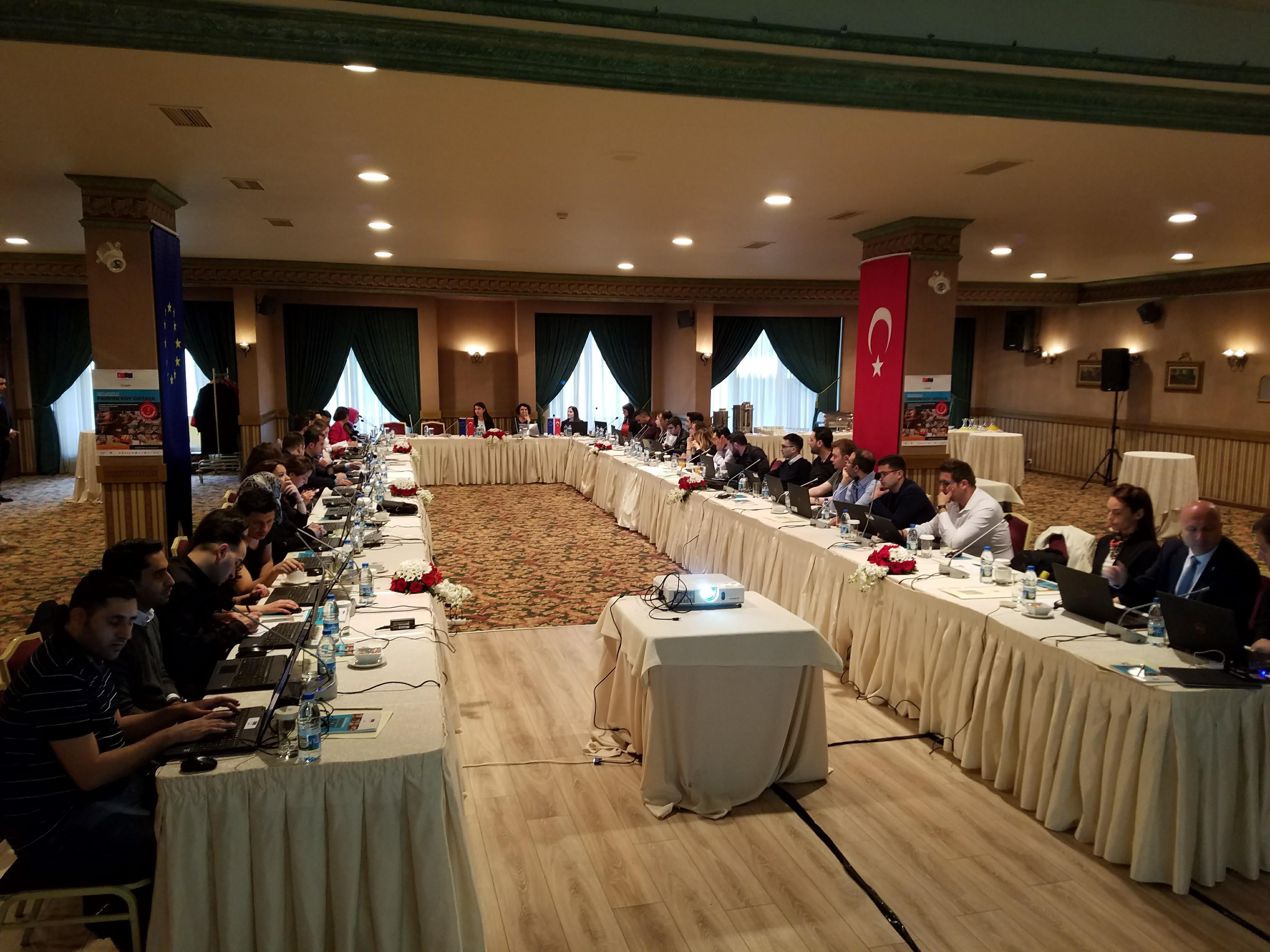 3 Mayıs 2019-Ankara