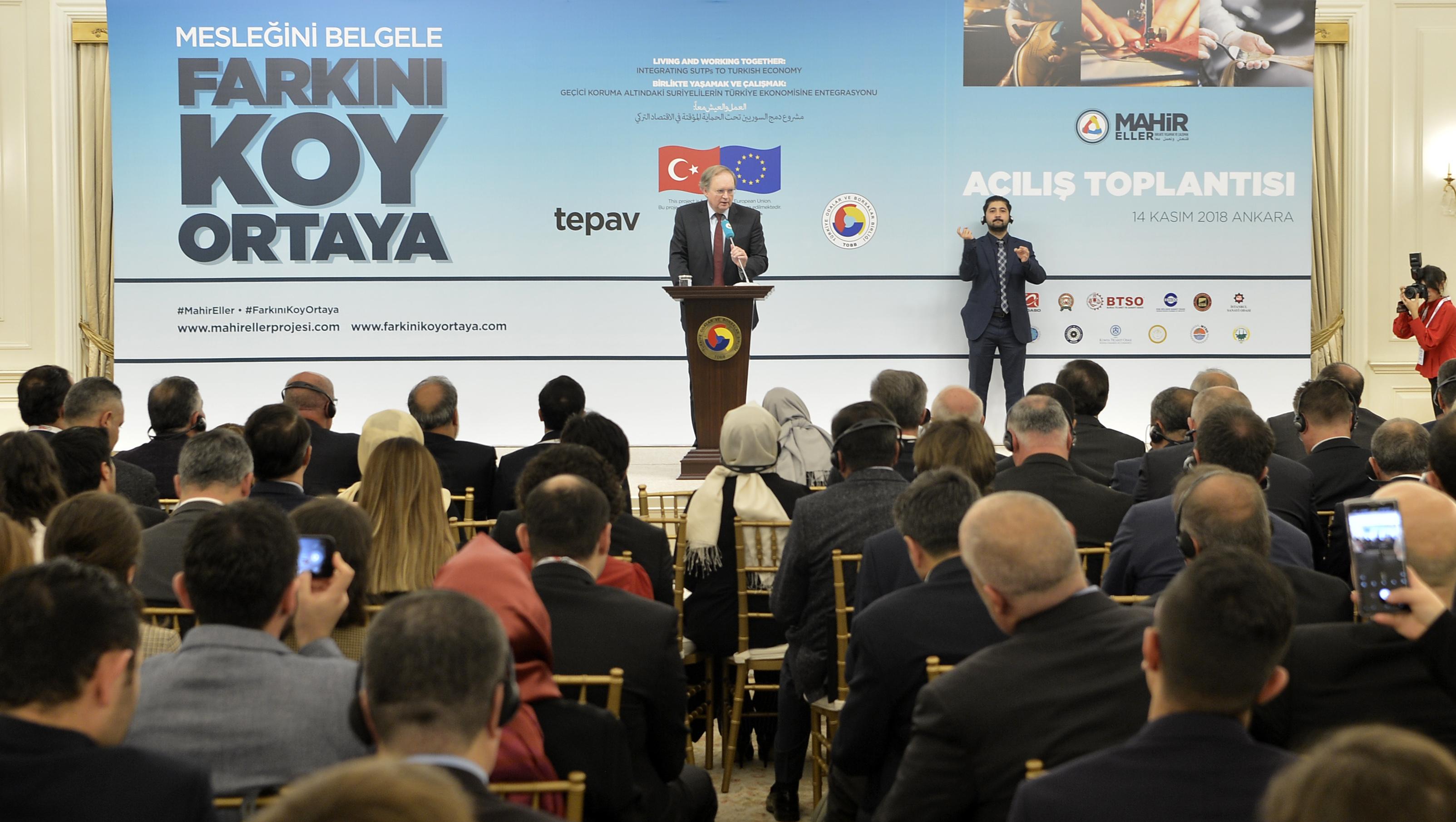 14 Kasım 2018-Ankara