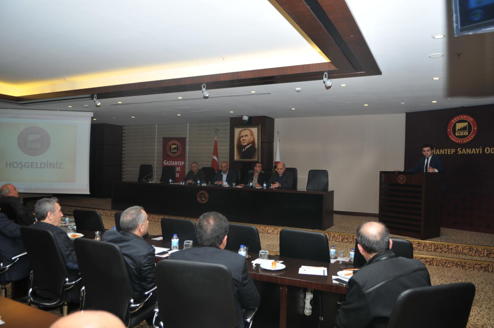 4 Aralık 2018-Gaziantep