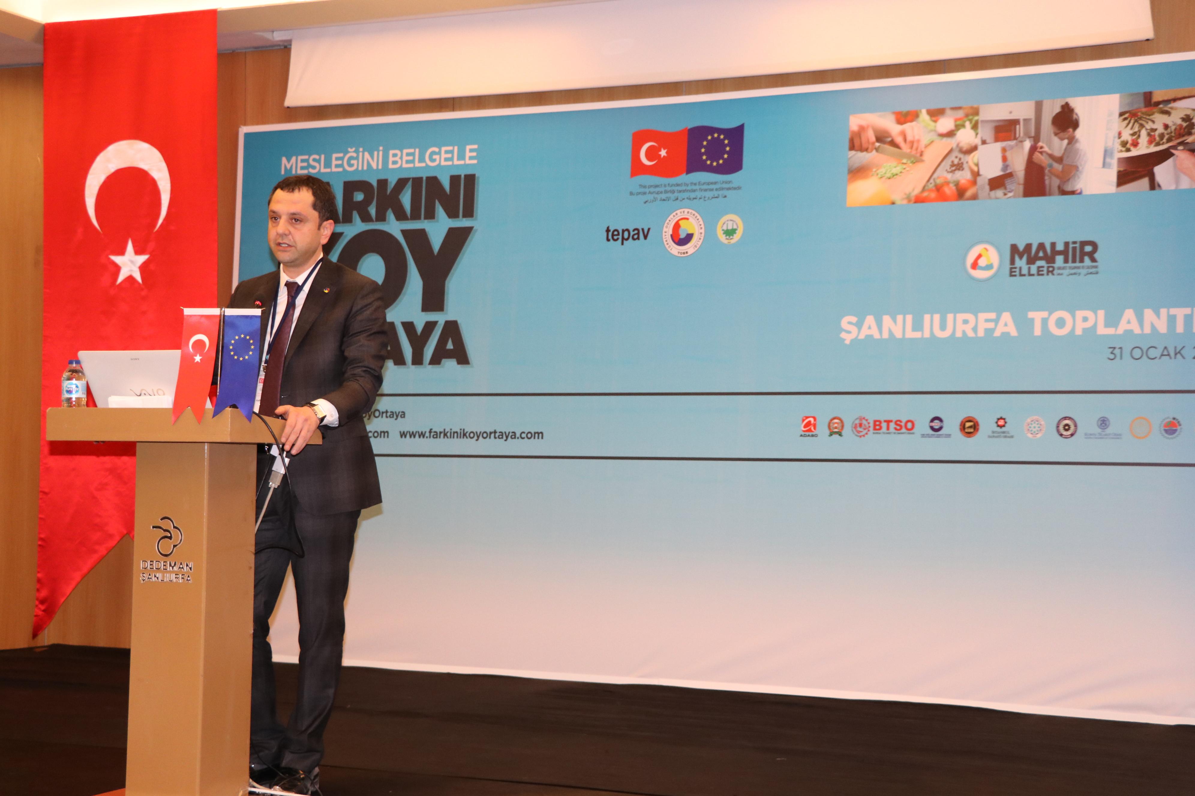 31 Ocak 2019-Şanlıurfa